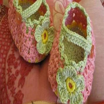 Crochet Baby Boots Ideas screenshot 12