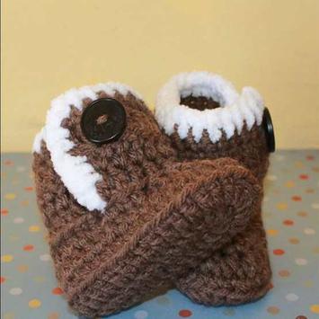 Crochet Baby Boots Ideas screenshot 13
