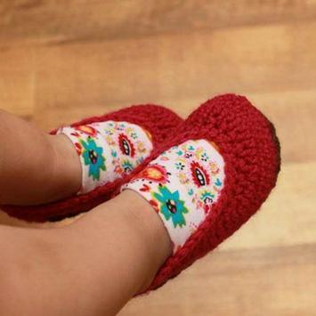 Crochet Baby Boots Ideas screenshot 16
