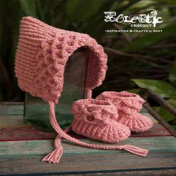 Crochet Baby Boots Ideas screenshot 17
