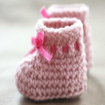 Crochet Baby Boots Ideas screenshot 18