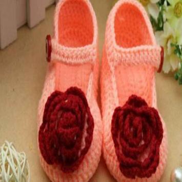 Crochet Baby Boots Ideas screenshot 19