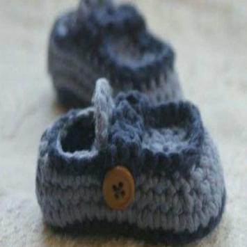 Crochet Baby Boots Ideas screenshot 22
