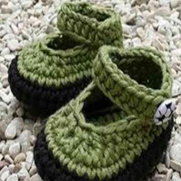 Crochet Baby Boots Ideas screenshot 28