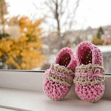 Crochet Baby Boots Ideas screenshot 30
