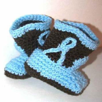 Crochet Baby Boots Ideas screenshot 4