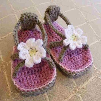 Crochet Baby Boots Ideas screenshot 5