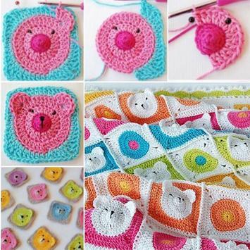 Crochet Blankets Ideas screenshot 21