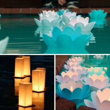 Decorative Night Lights Ideas screenshot 1