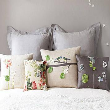 DIY Decorative Pillow Ideas poster