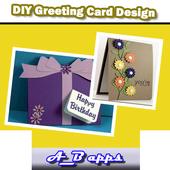 DIY Greeting Card Design icon