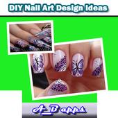 DIY Nail Art Design Ideas icon