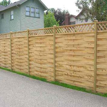 Fence Design Ideas apk screenshot