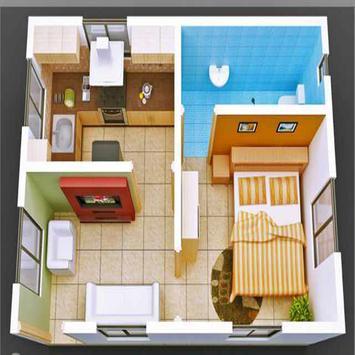 New 3D Small Home Plan screenshot 25