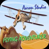 FLYING ADVENTURER icon