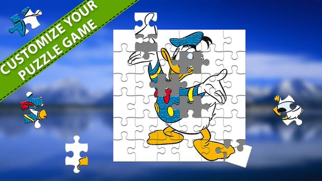 Puzzle For Mickey and Mouse screenshot 1