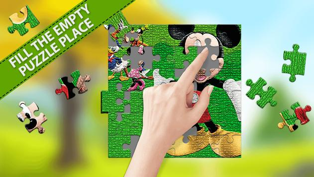 Puzzle For Mickey and Mouse screenshot 3