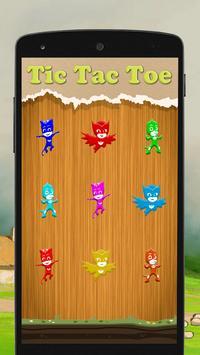 PJ and Catboy Tic Tac Toe apk screenshot