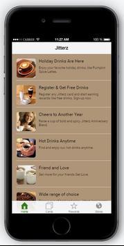 AAR Teleriks Jitterz Coffee poster