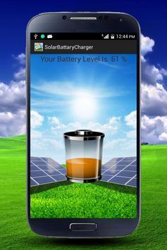 solar charger battery prank apk screenshot