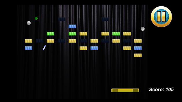 Breakin Out: Dark Mode screenshot 1