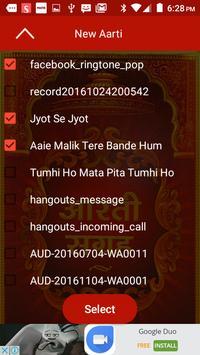 Aarti Sangrah Audio (Hindi) apk screenshot