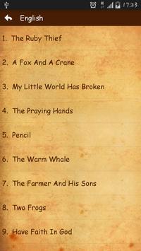 Stories for kids apk screenshot