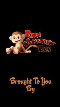 RUN MONKEY RUN poster