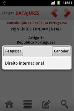 Constituição da República apk screenshot