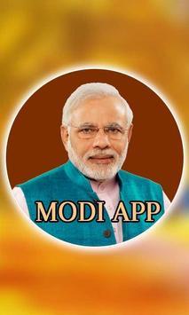Narendra Modi New Note App poster