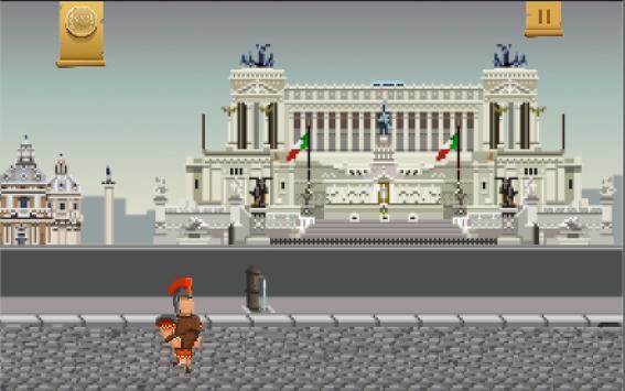S.P.Q.Run screenshot 1