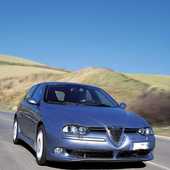 Wallpaper Alfa Romeo 156 Sport icon