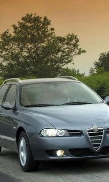 Wallpaper Alfa Romeo 156 Sport apk screenshot