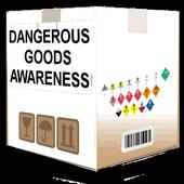 Dangerous Goods-Aviation icon