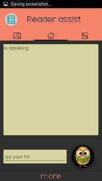 Reader Assist screenshot 2