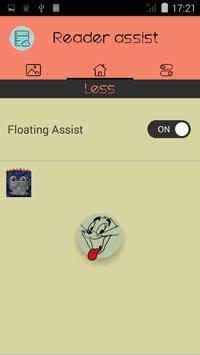 Reader Assist screenshot 3