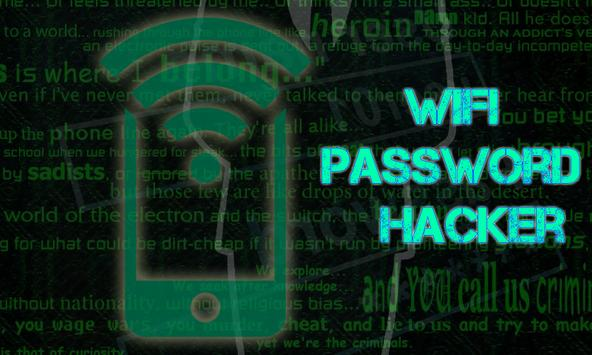 Wifi Password Hacker Prank screenshot 2