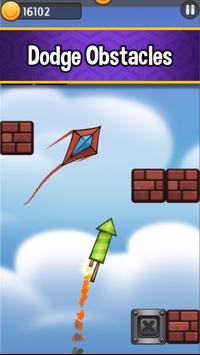 Diwali Rocket Dash screenshot 3