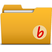 B - File Manager icon
