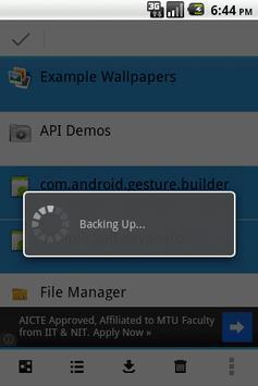 B - File Manager screenshot 5