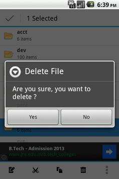 B - File Manager screenshot 6
