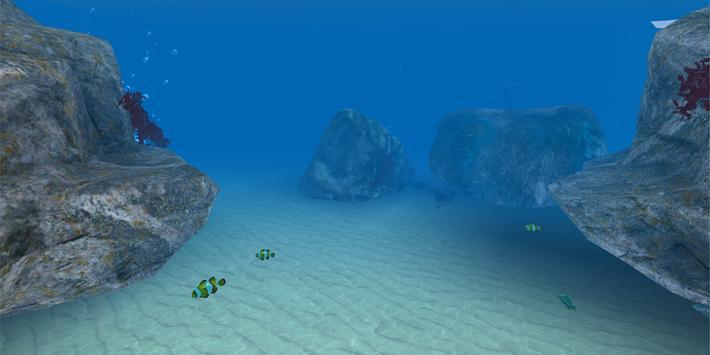 Underwater Adventure VR screenshot 2