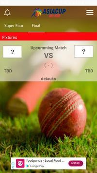 Asis Cup UAE 2018 Live (Aazmi Softsol) screenshot 2
