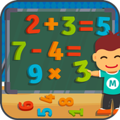 Math Games for 4th Grade icon