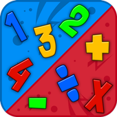 Multiplication Tables for Kids - Math Free Game icon