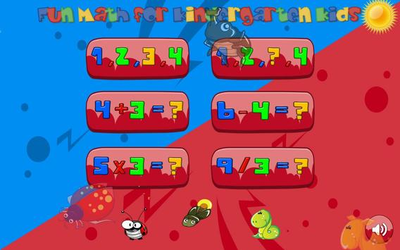 Multiplication Tables for Kids - Math Free Game poster