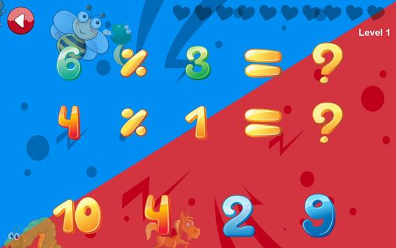 Multiplication Tables for Kids - Math Free Game screenshot 5