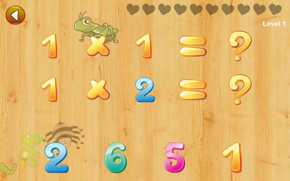 Math games for kids - numbers, counting, math screenshot 5
