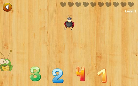 Math games for kids - numbers, counting, math apk screenshot