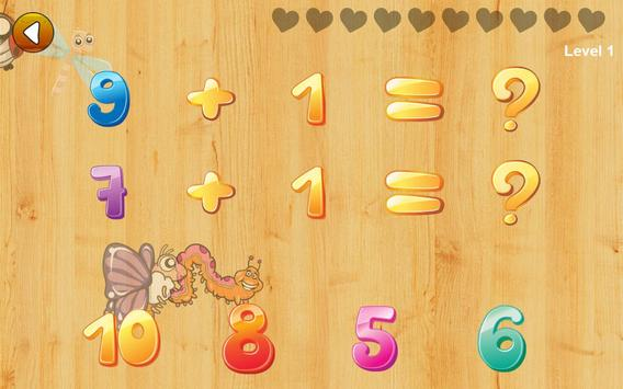 Math games for kids - numbers, counting, math screenshot 3